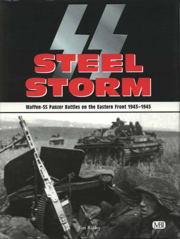 Steel Storm - Waffen-SS Panzer Battles on the Eastern Front MBI_SS_EF